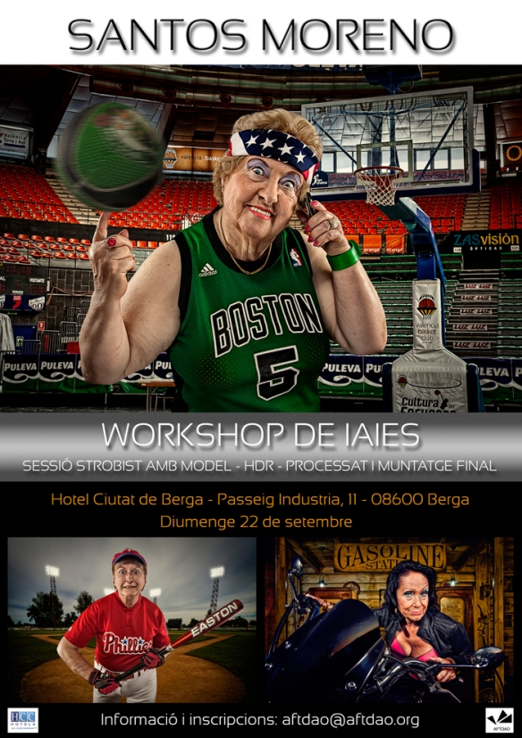 Workshop Berga 2013