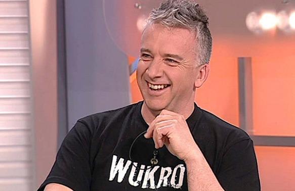 Oscar Terol,  presentador de la Gala